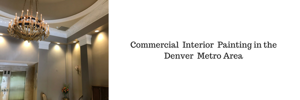 Commercial Interior Denver Painting