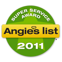 Super Service Award Winner for Painting Contractors