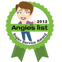 Super Service Award Winner for House Painters
