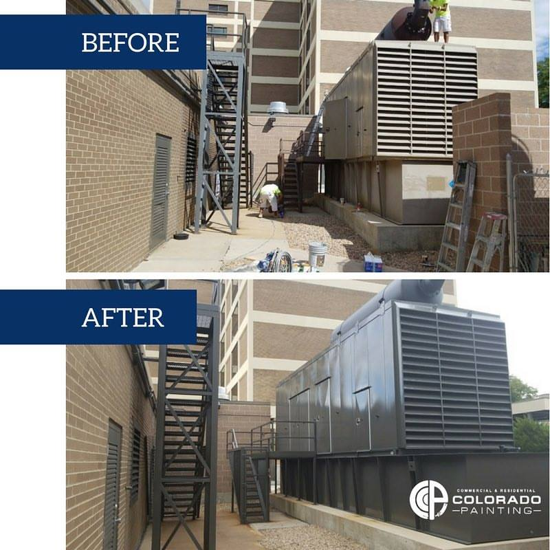 Commercial Painting Gives Your Company Credibility