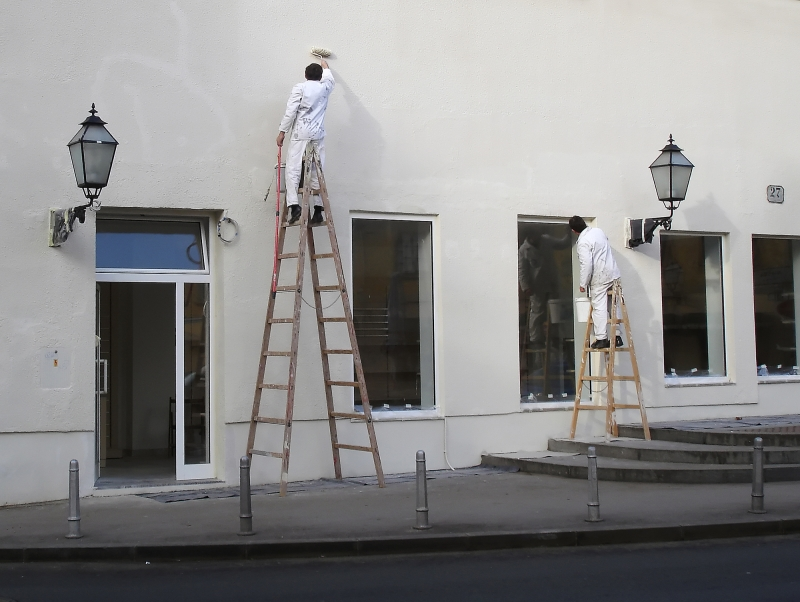Benefits of Painting Your Business Building