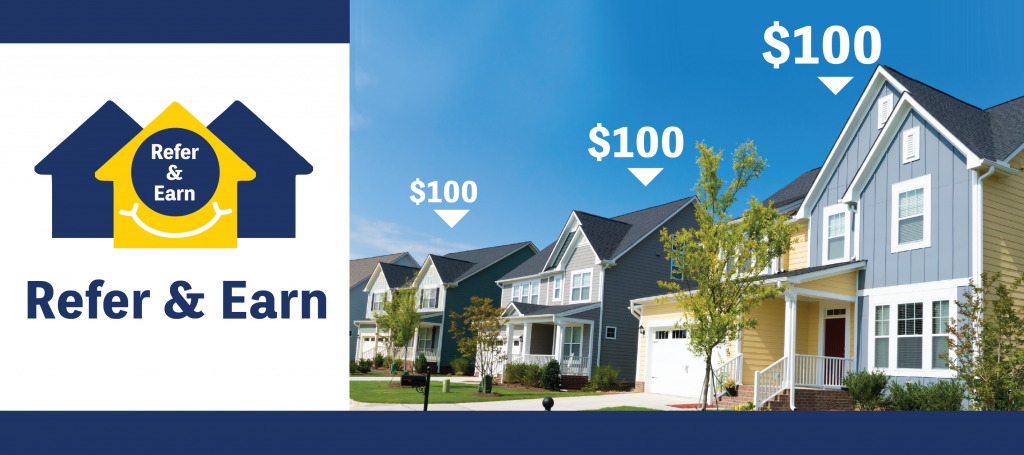 Refer & Earn Program